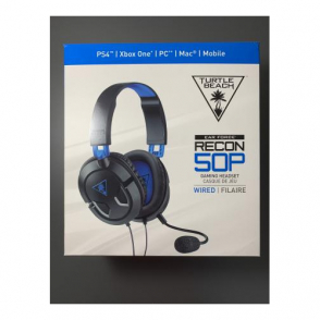 Casque Gaming - Turlte Beach 50P Wired