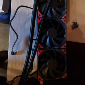 Watercooling 360mm capitaine