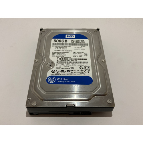 HDD Western Digital 500 GB