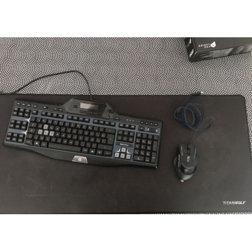 lot Clavier + Souris Gaming